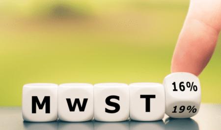 Konjunkturpaket: Temporäre Umsatzsteuersenkung 2020
